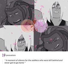 Jasper and Bismuth