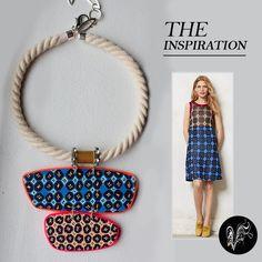 Revealing the inspiration! Cecilia Prado – Necklace | VeruDesigns, LLC