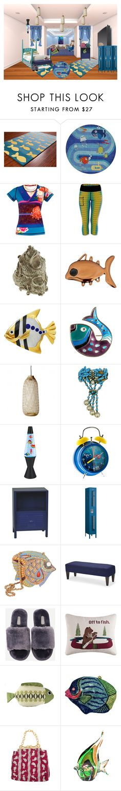 """""""As seen on Fish Tanks"""" by lerp ❤ liked on Polyvore featuring Filament, Buccellati, Renoir, Tiffany & Co., Bloomingville, Louis Rousselet, Lava, Disney, Williams-Sonoma and C & F"""