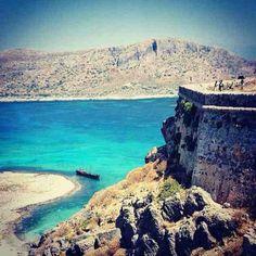 Balos Bay, Crete