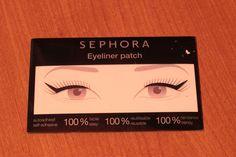 SEPHORA- Eyeliner patch