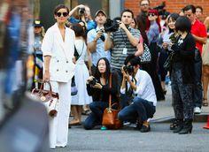 Top de moda Street style en 2012. Las mejores famosas y mujeres del mundo de la moda en la lista de las 15 mejores de Trendencias. Moda de calle,...