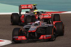 McLaren don't fear Perez & Button feud after duo bang wheels in bahrain