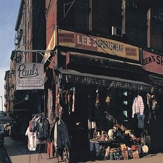 """The Beastie Boys """"Paul's Boutique"""" 