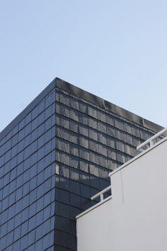 Une façade CUPACLAD® en ardoise naturelle CUPA 10 recouvre la résidence Les Berges de Limoges | #CUPACLAD #CUPA #ardoise #facade #bardage #materiaux #construction #architecture