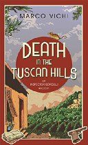 Death in the Tuscan Hills (Inspector Bordelli) - Spring, 1967. The trail of tragedy and destruction that followed the previous winter's flood seems to have died down; Florence is beginning to recover. But Inspector Bordelli does not feel the same sense of relief - he has not had a moment's peace since his investigation of a young boy's murder went disastrously wrong.  Unsettled and embittered, Bordelli resigns from the force and leaves the city. He could not continue to work as a policeman