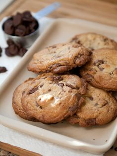 Nutella Chip Cookies