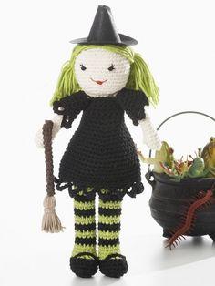Witchy Lily | Yarn | Free Knitting Patterns | Crochet Patterns | Yarnspirations