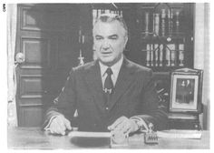 1982. Mensaje de toma de posesión