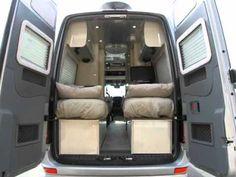 Small RVs Sprinter Vans