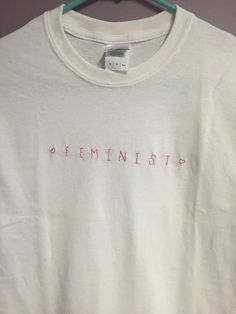 FEMINIST discovered by Michelle<3☯ on We Heart It