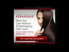 """Keranique: The """"Hair-Raising"""" story of Unbelievable Hair Regrowth:-  Get #Keranique risk free trial offer. This is something that gives your hair a reason to live. The torture of chemicals is finally over. Every morning, when you take a shower you need not worry about your hair condition. They are happy. read more...https://storify.com/tanessa/keranique-the-hair-raising-story-of-unbelievableha"""