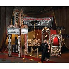 Image detail for -AMAZING Hollywood Theme Party Supplies and Decorations from ...