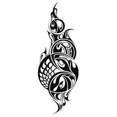 popular tribal tattoo designs are the tribal sun dragon lion etc ...