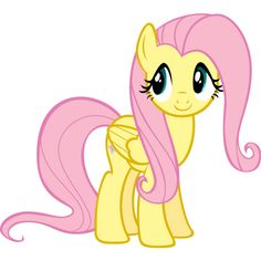 Fluttershy ❤ liked on Polyvore featuring my little pony, mlp, ponies, fillers and mlp_fim forever