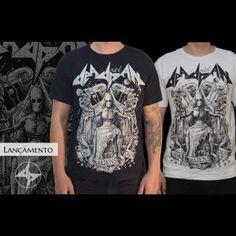 DEADPAN: Abacrombie Ink assina nova camiseta baseada em gibi, confira! #Deadpan #NovasCamisas #AbacrombieInk #BandaInovadora #SangueFrioProduções Confira em: http://www.sanguefrioproducoes.com/n/445