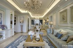 european luxury style interior design - Google Search
