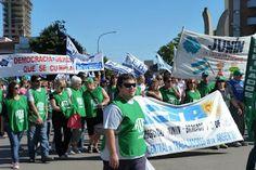 Semanario / Junin Regional: La Asociación de Trabajadores del Estado (ATE)  en...