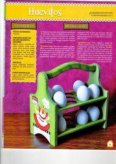 revista manualidades para la cocina Hard Crafts, Wine Caddy, Country Sampler, Chicken Art, Egg Holder, Vintage Scrapbook, Scroll Saw, Wood Art, Wooden Toys