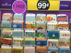 CVS: $2 Moneymaker on Hallmark Greeting Cards!