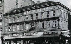 Király utca 49 in 1940.