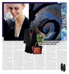 """""""253. Looking to my eyes....."""" by gintaryt-loveless ❤ liked on Polyvore featuring Jayson Home, Helmut Lang, Halston Heritage and Yves Saint Laurent"""