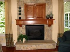 20 Sneaky Storage Ideas   Storage, Fireplace mantel and Mantels