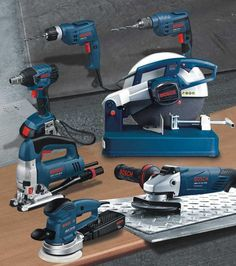 Select from a range of power tools from top brands like Bosch,Dewalt at http://www.Strumentu.com