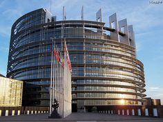 European Parliament - Strasbourg, France - executive for the European Union