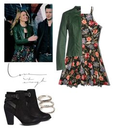 Camille O'connell - The Originals by shadyannon on Polyvore featuring polyvore fashion style Abercrombie & Fitch Vero Moda ALDO Forever 21 clothing