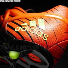 fedd3c88c2d Striking Adidas Messi 2015-2016 Boots Leaked - Footy Headlines Adidas  Football