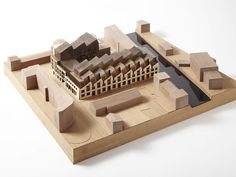 Discover recipes, home ideas, style inspiration and other ideas to try. Scale Model Architecture, Residential Architecture, Architecture Design, Arch Model, Planning Permission, Affordable Housing, Brickwork, Plastic Model Kits, Urban Planning