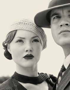 Simply can't wait! I'm totally gonna dress all 1930s ( my most favorite era) when I watch this!