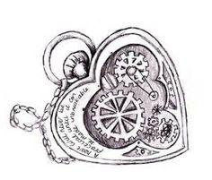 Tin Man Heart Tattoo - Bing Images
