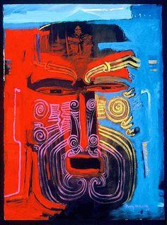 Image Archive Maori Art, Image Archive, Models, Artist, Pattern, Painting, Templates, Artists, Patterns