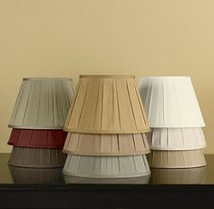 Emily Evans Eerdmans: Lamp Shades: A lesson in proportion