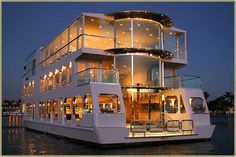 boat wedding  All right its not a  dress but how fabulous would this be?