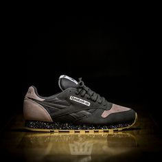 Reebok Classic Leather SM Speckle Midsole Pack Coal/ATAF