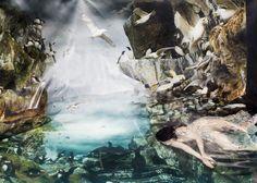 Lintukallio, 2014 #fineart #photography #susannamajuri #underwater