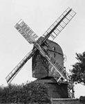 Catfield postmill, Norfolk, U.K