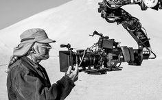 "photo - Sony F65: Interview with Claudio Miranda, ASC on ""Oblivion"". By Jon Fauer"