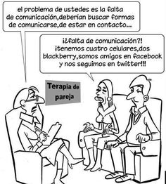 Falta de comunicación....