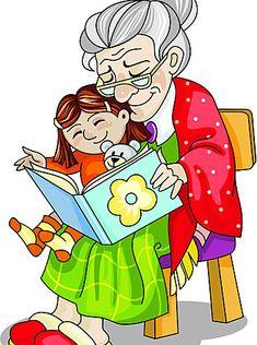 Los derechos de los abuelos y los nietos                                                                                                                                                      Más