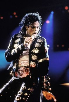 Bad World Tour:  The Bad Tour was Michael's first solo world tour, spanning 16 months and 15 countries.
