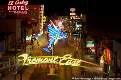 Fremont  Street East, Las Vegas