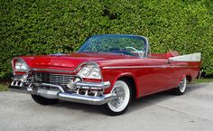 1958 Dodge Coronet Super D-500 Convertible  ~~ the year you were born ~~