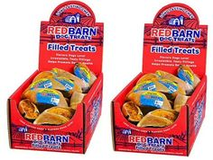 Red Barn Dog Treats Filled Hooves Cheese n Bacon 50ct 2 x 25ct *** Visit the image link more details.