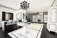 Jo Malone interior // unreal!