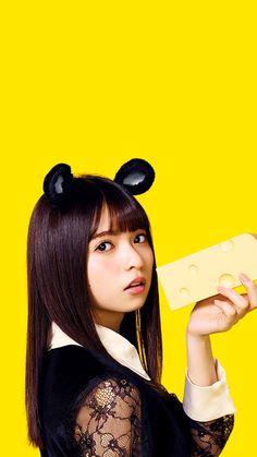 SAITO_asuka 齋藤飛鳥 mouse