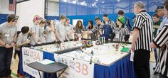 Lawn students excel at state #robotics tourney